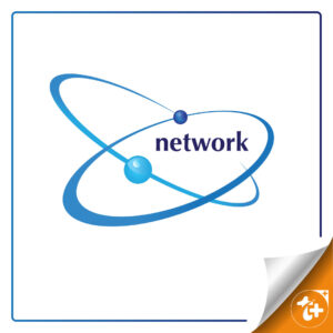 لوگو شبکه – نتورک
