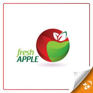 لوگو سیب