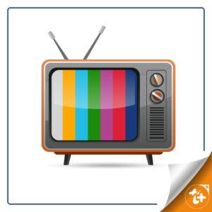 وکتور تلویزیون 1