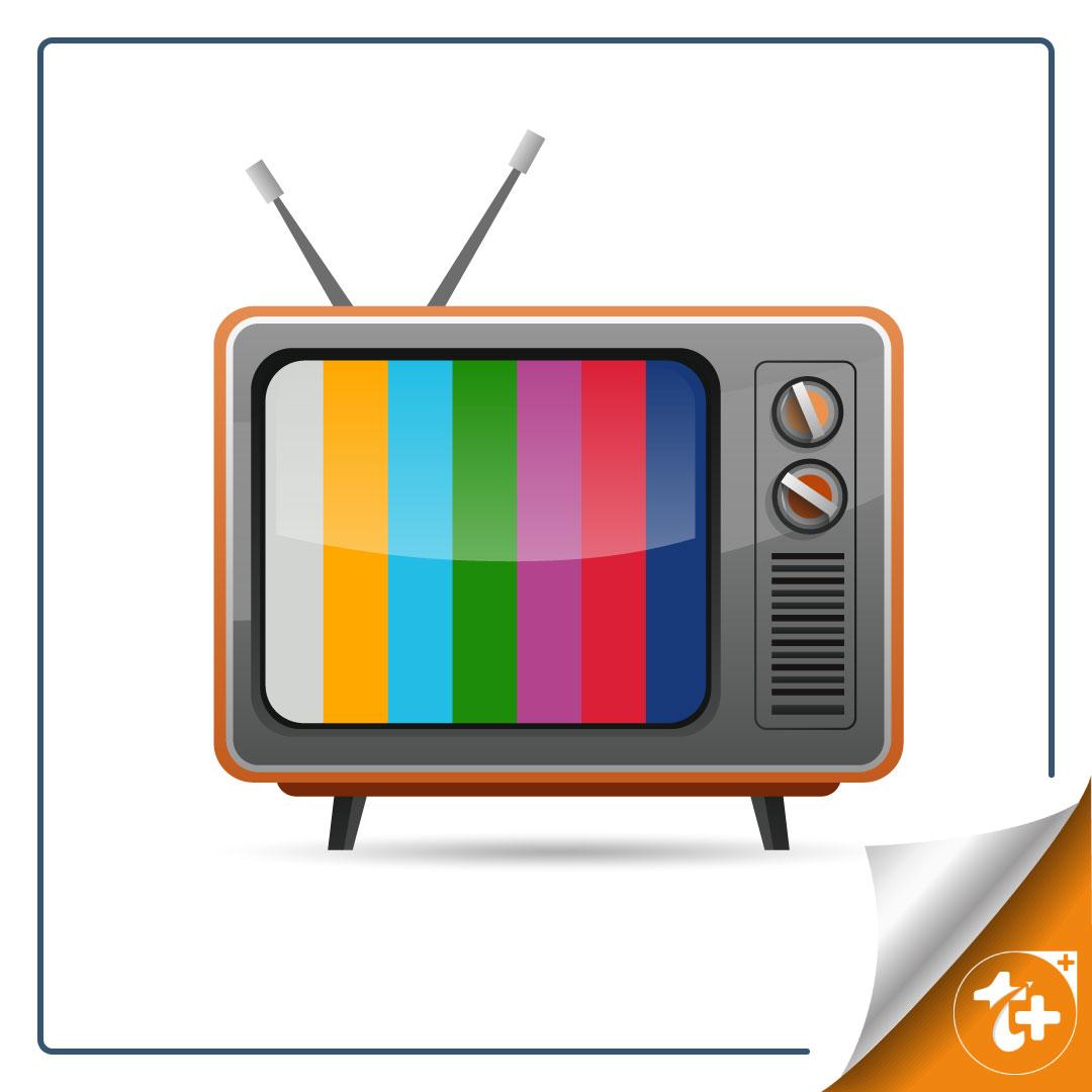 دانلود وکتور تلویزیون