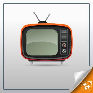 وکتور تلویزیون 2