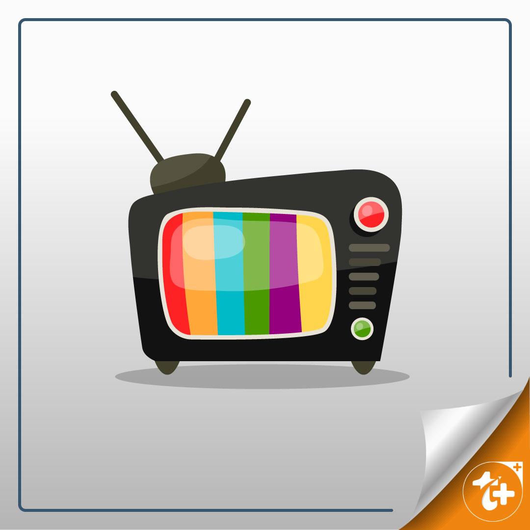 وکتور تلویزیون 3