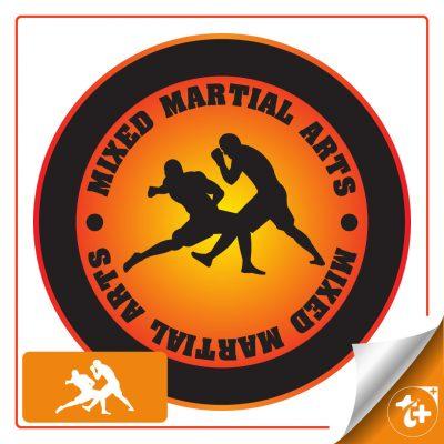 لوگو ورزش رزمی -کاراته