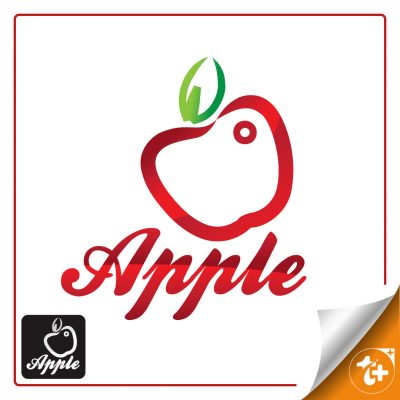 لوگو لایه باز سیب