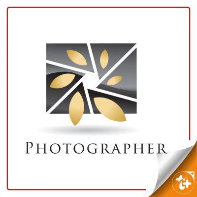 لوگو آتلیه عکاسی – لنز دوربین