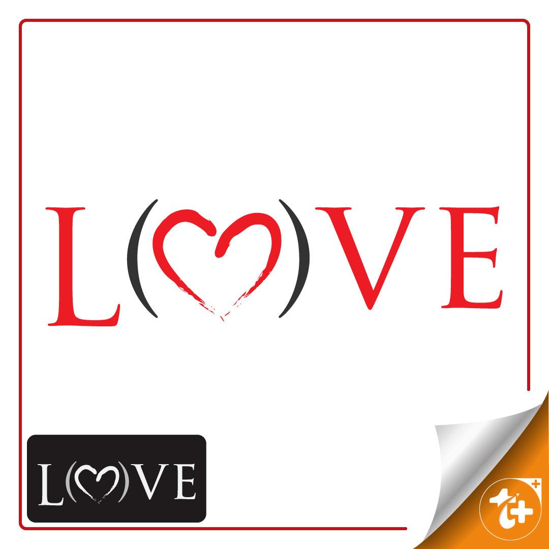 لوگو دوست داشتن – love vector logo