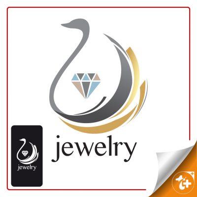 لوگو جواهر سازی – جواهر فروشی