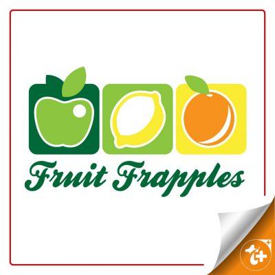 لوگو جذاب و ساده میوه فروشی