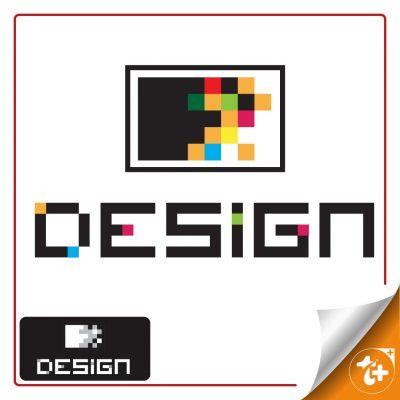 فایل لوگو لایه باز دیزاین