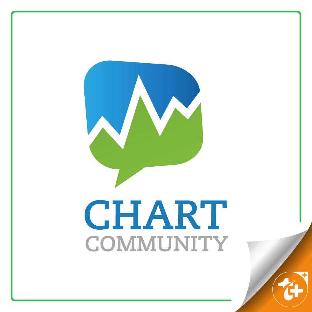 لوگو نمودار – مشاوره کسب و کار -مشاوره بورس