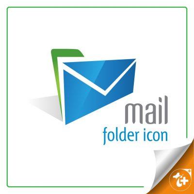 فایل لایه باز پاکت نامه