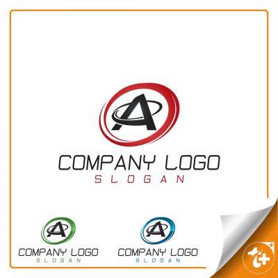 لوگو حرف A