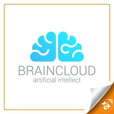 لوگو مغز