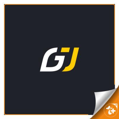 لوگو حرف G – حرف جی